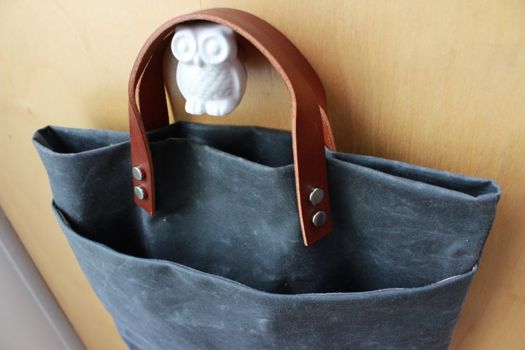 Oilskin Music Bag