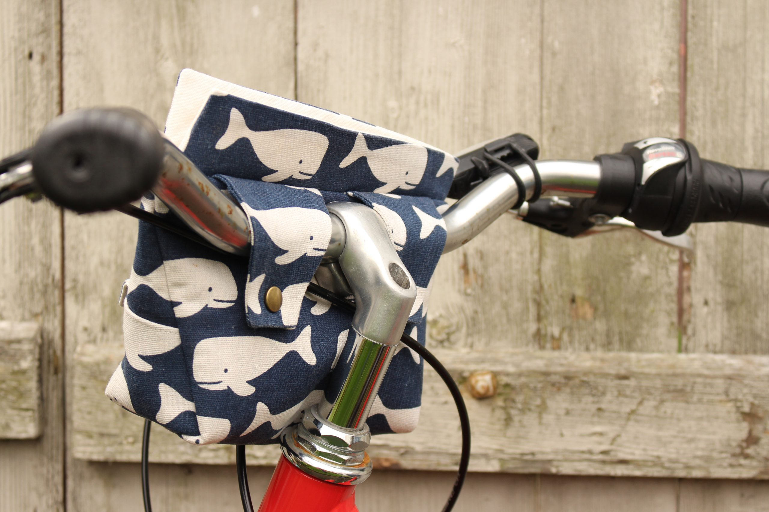 #hackaTRAP No.3 – Bike Bag